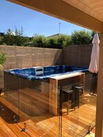 Leisurerite 4mtr Plunge Pool