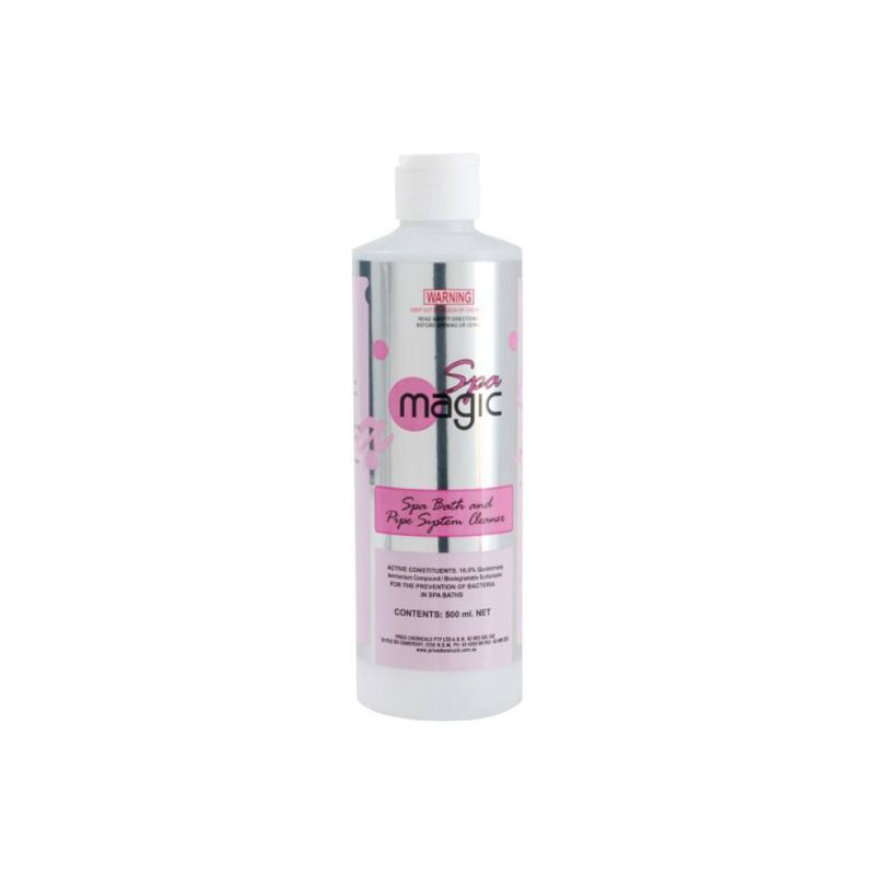 Spa Magic Spa Bath and Pipe system cleaner