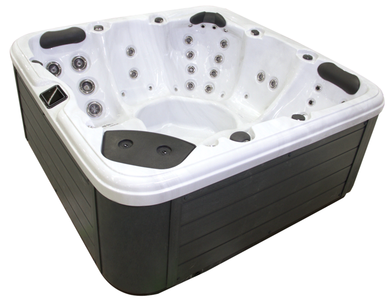 Tempest Luxury Cyclone Spa