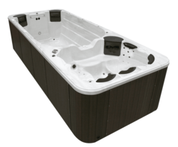 AquaZone  Series 1 Signature Swim Spa